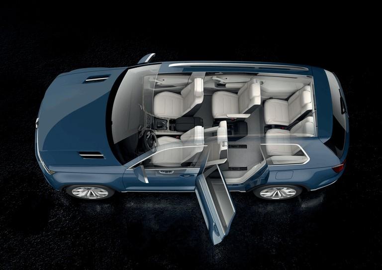 2013 Volkswagen CrossBlue concept 399430