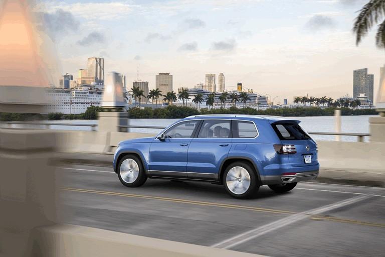 2013 Volkswagen CrossBlue concept 399447