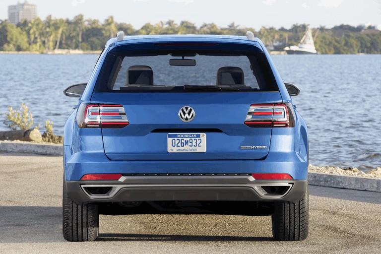 2013 Volkswagen CrossBlue concept 399452
