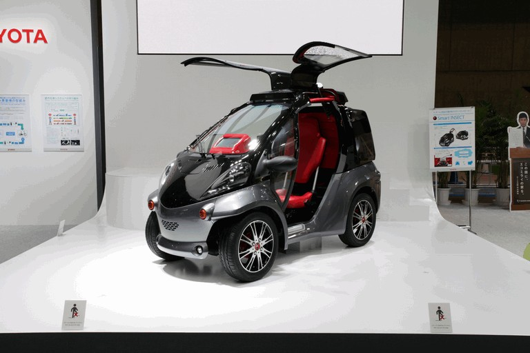 2012 Toyota Smart Insect concept 372073