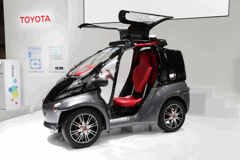2012 Toyota Smart Insect concept 372074