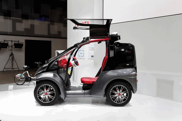 2012 Toyota Smart Insect concept 372075