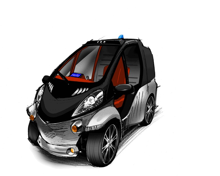 2012 Toyota Smart Insect concept 372077