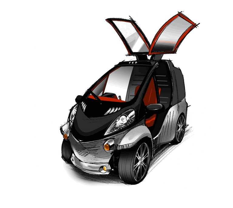 2012 Toyota Smart Insect concept 372078