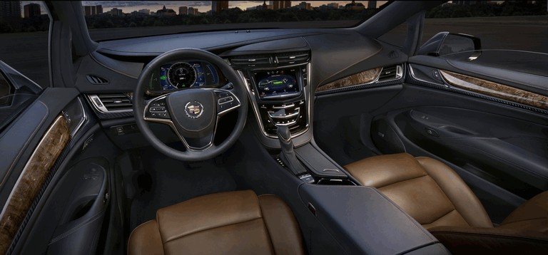 2014 Cadillac ELR 395697