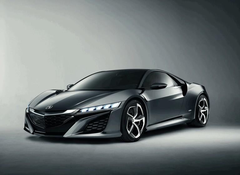 2013 Acura NSX concept 372082