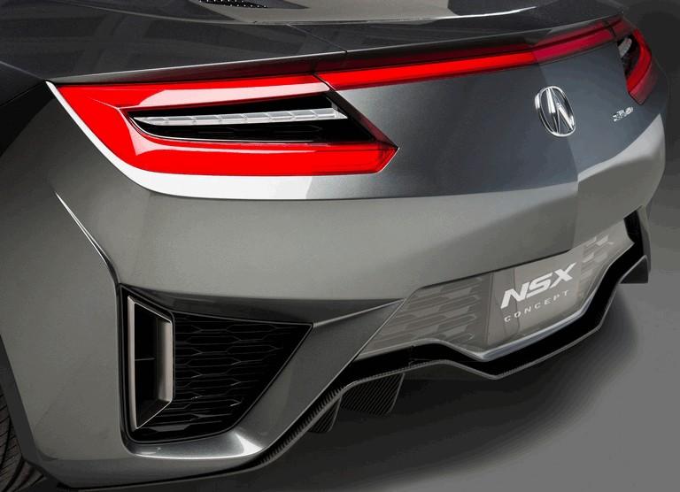 2013 Acura NSX concept 372089