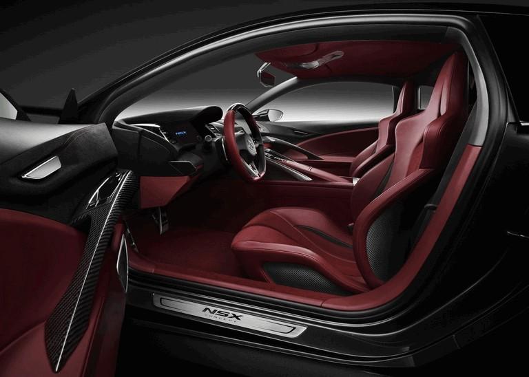 2013 Acura NSX concept 372091