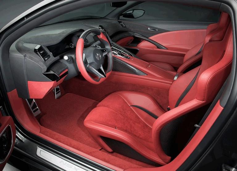 2013 Acura NSX concept 372092