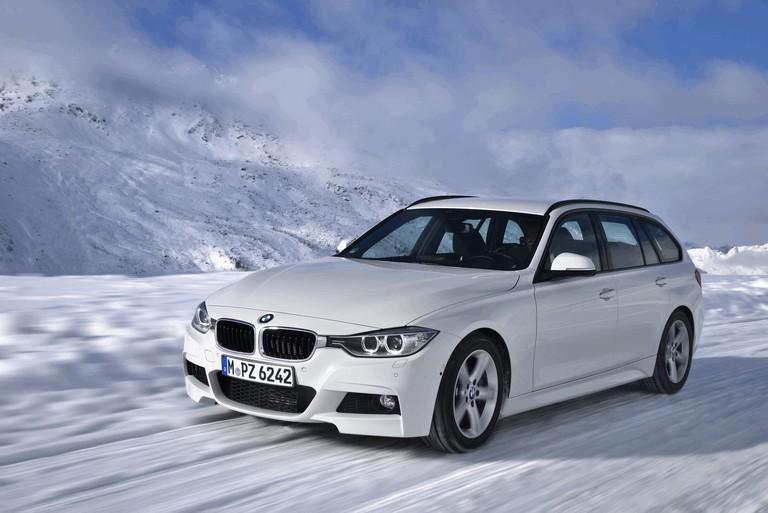 2013 BMW 320d ( F31 ) xDrive 372471