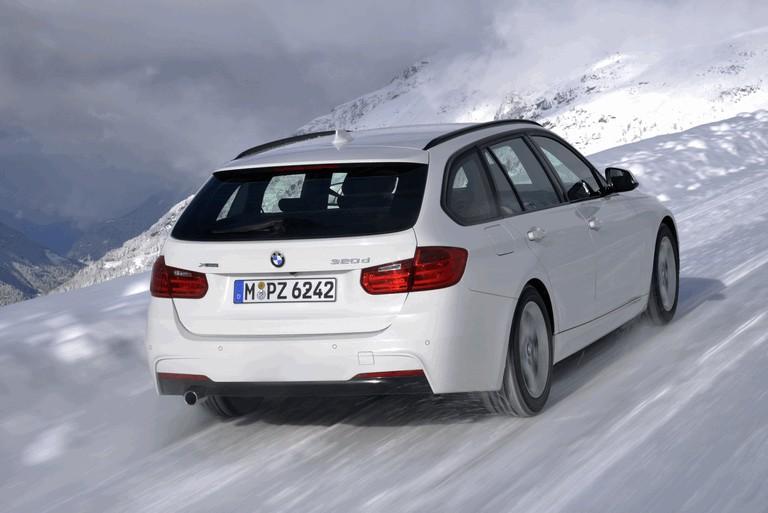 2013 BMW 320d ( F31 ) xDrive 372473