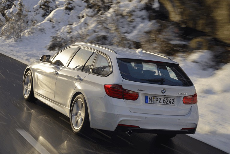2013 BMW 320d ( F31 ) xDrive 372482