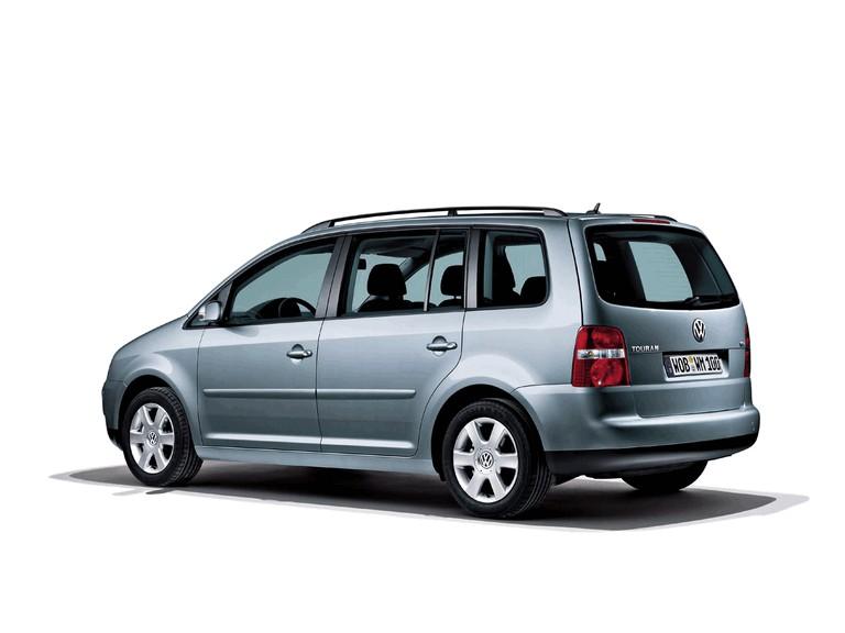 2006 Volkswagen Touran Goal 216375