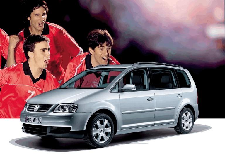 2006 Volkswagen Touran Goal 216376