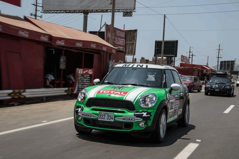 2013 Mini Countryman - Dakar rally 372577