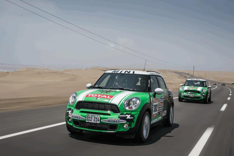 2013 Mini Countryman - Dakar rally 372581