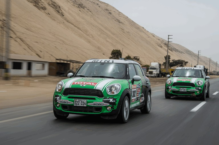 2013 Mini Countryman - Dakar rally 372583