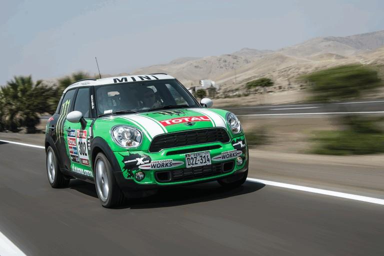 2013 Mini Countryman - Dakar rally 372595