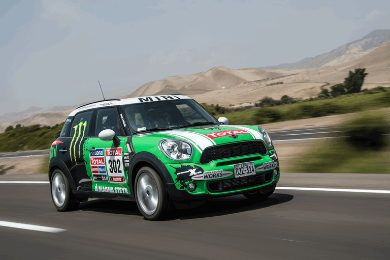 2013 Mini Countryman - Dakar rally 372597