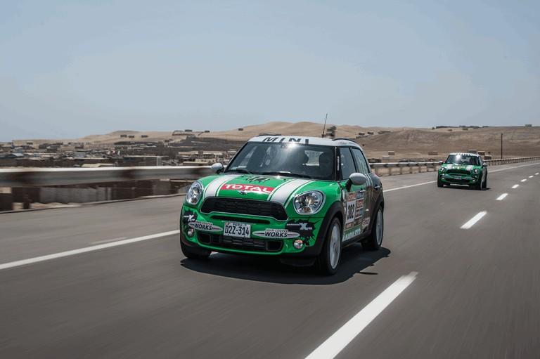 2013 Mini Countryman - Dakar rally 372598