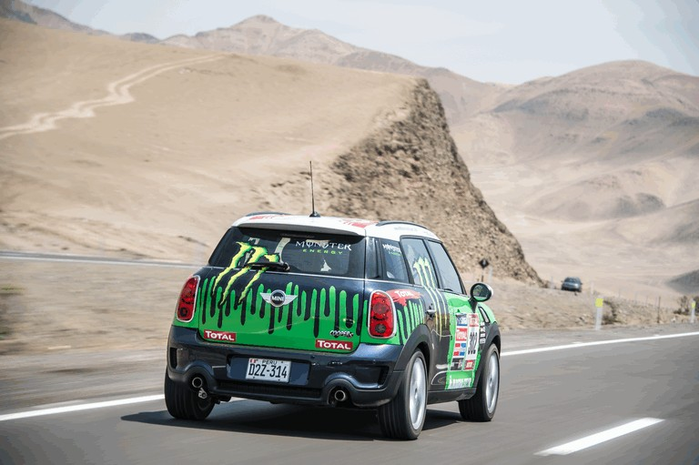 2013 Mini Countryman - Dakar rally 372601