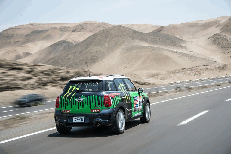 2013 Mini Countryman - Dakar rally 372604