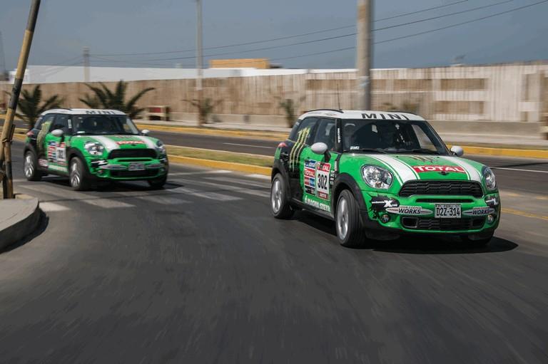 2013 Mini Countryman - Dakar rally 372609