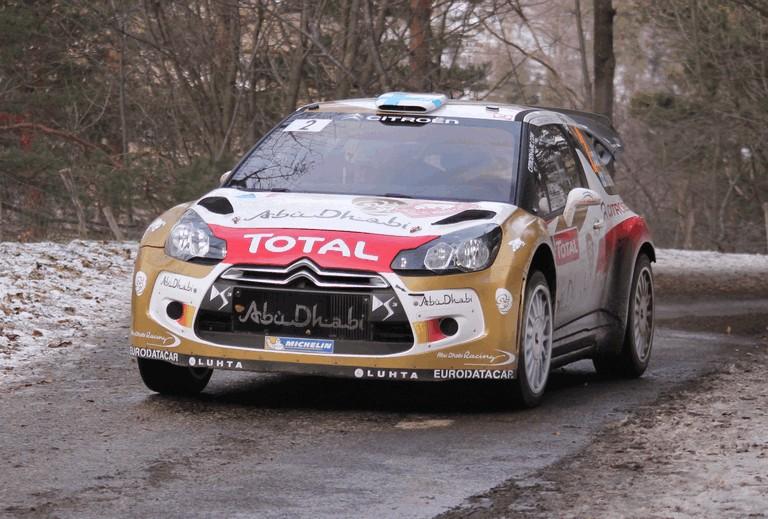 2013 Citroën DS3 WRC - Monte Carlo 372649