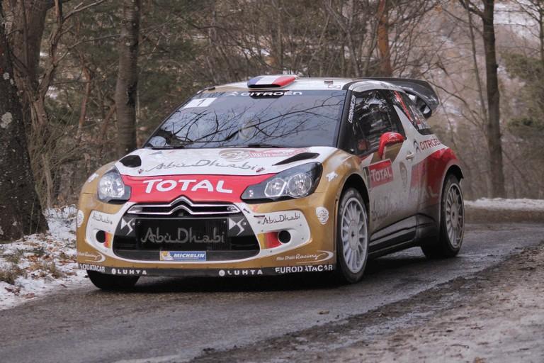 2013 Citroën DS3 WRC - Monte Carlo 372650