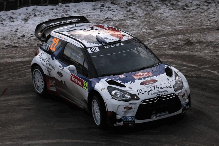 2013 Citroën DS3 WRC - Monte Carlo 372651