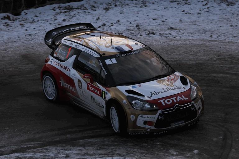 2013 Citroën DS3 WRC - Monte Carlo 372654