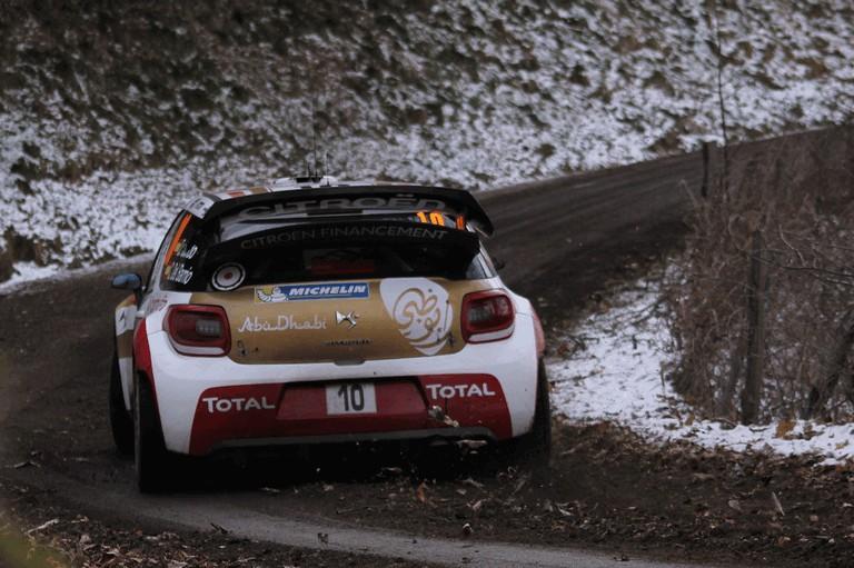 2013 Citroën DS3 WRC - Monte Carlo 372655