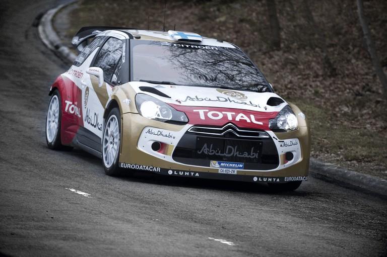 2013 Citroën DS3 WRC - Monte Carlo 372656