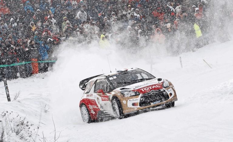2013 Citroën DS3 WRC - Monte Carlo 372657