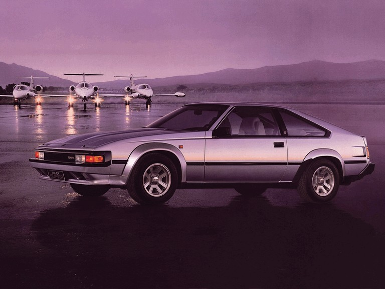 1984 Toyota Celica Supra ( A60 ) 2.8i - Europe version 372699