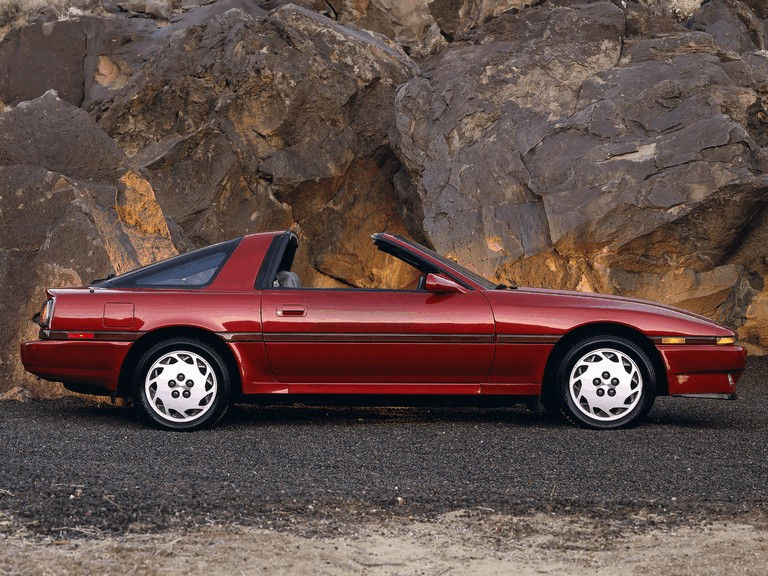 1986 Toyota Supra ( MA70 ) 3.0 sport roof - USA version 372660