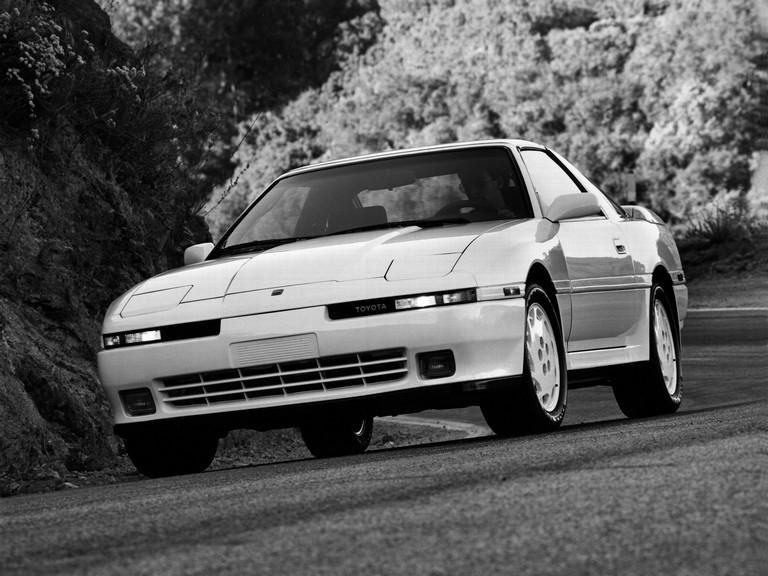 1989 Toyota Supra ( MA70 ) 3.0 turbo sport roof - USA version 372662