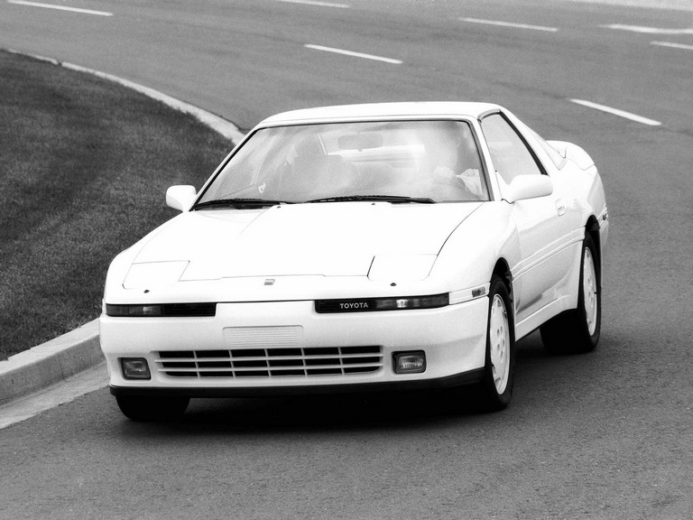 1989 Toyota Supra ( MA70 ) 3.0 turbo sport roof - USA version 372663
