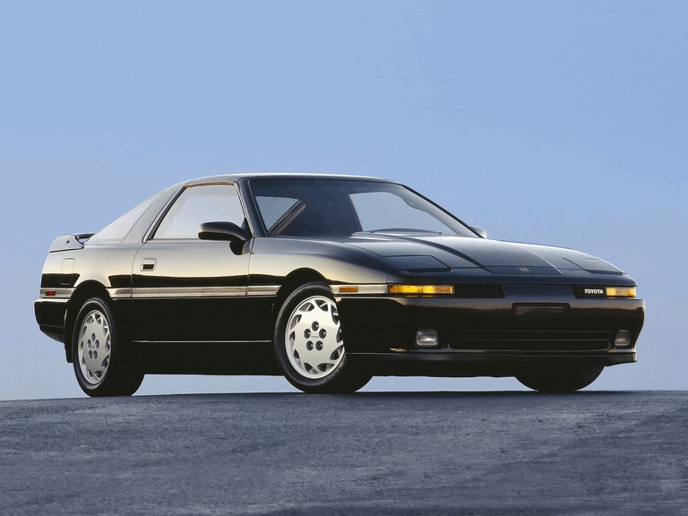 1989 Toyota Supra ( MA70 ) 3.0 turbo sport roof - USA version 372665