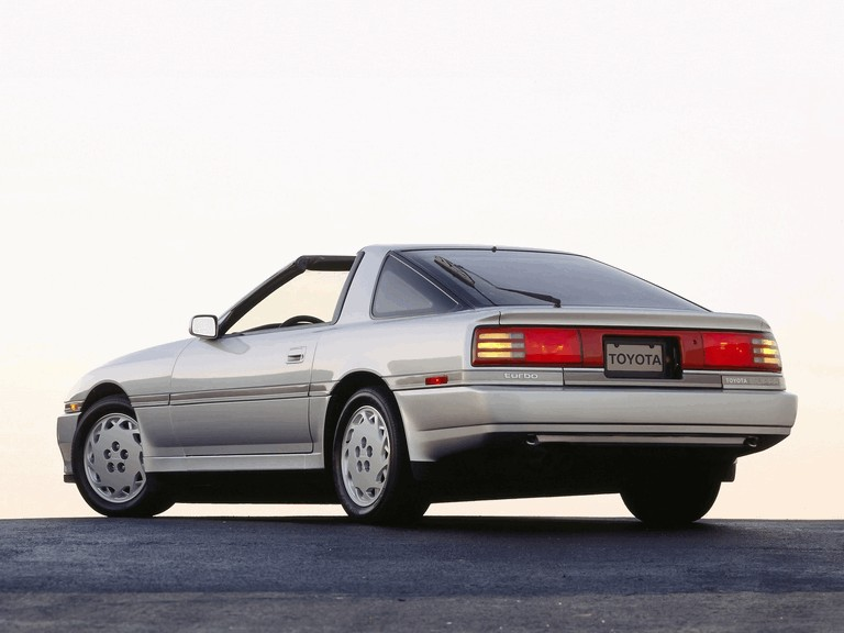 1989 Toyota Supra ( MA70 ) 3.0 turbo sport roof - USA version 372667