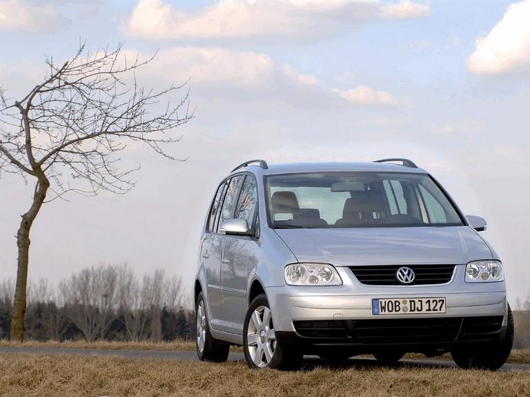 2006 Volkswagen Touran TSI 216380