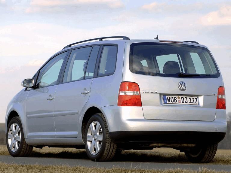 2006 Volkswagen Touran TSI 216381