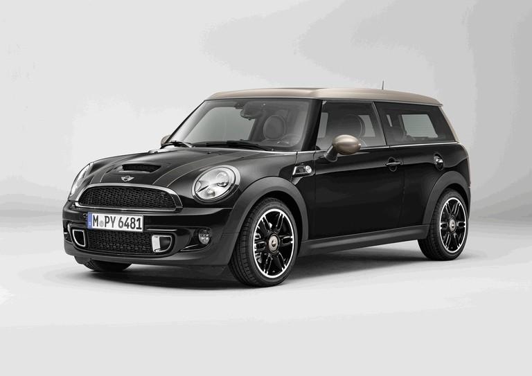 2013 Mini Clubman Cooper S Bond Street - black 372821