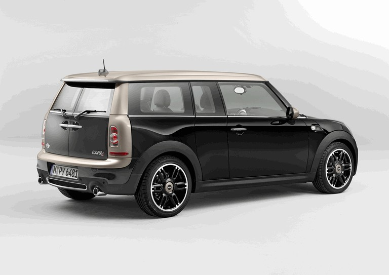 2013 Mini Clubman Cooper S Bond Street - black 372822