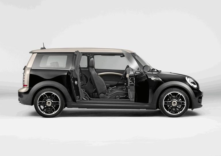 2013 Mini Clubman Cooper S Bond Street - black 372827