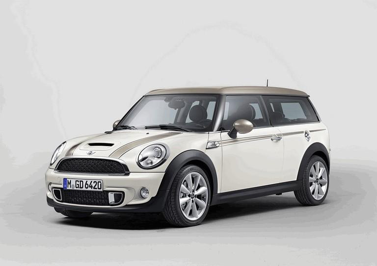 2013 Mini Clubman Cooper S Bond Street - white 372842