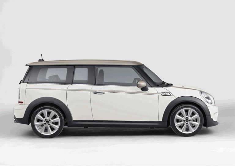 2013 Mini Clubman Cooper S Bond Street - white 372843