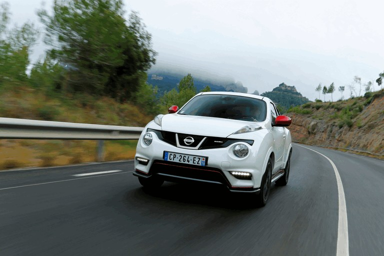 2013 Nissan Juke Nismo 372950