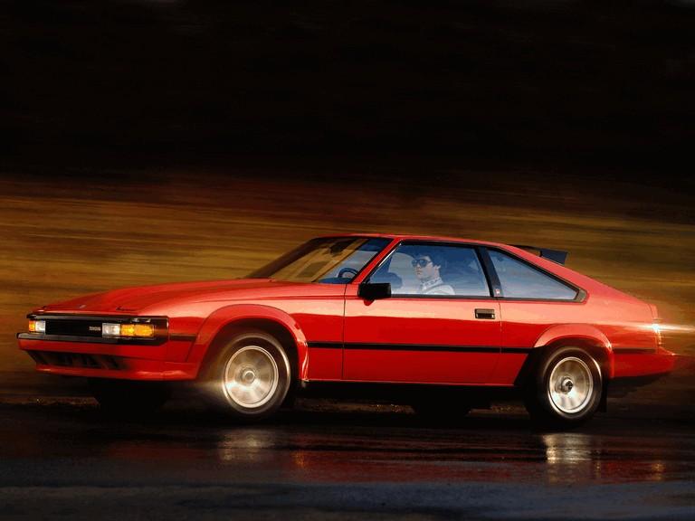 1984 Toyota Celica Supra ( A60 ) 373001