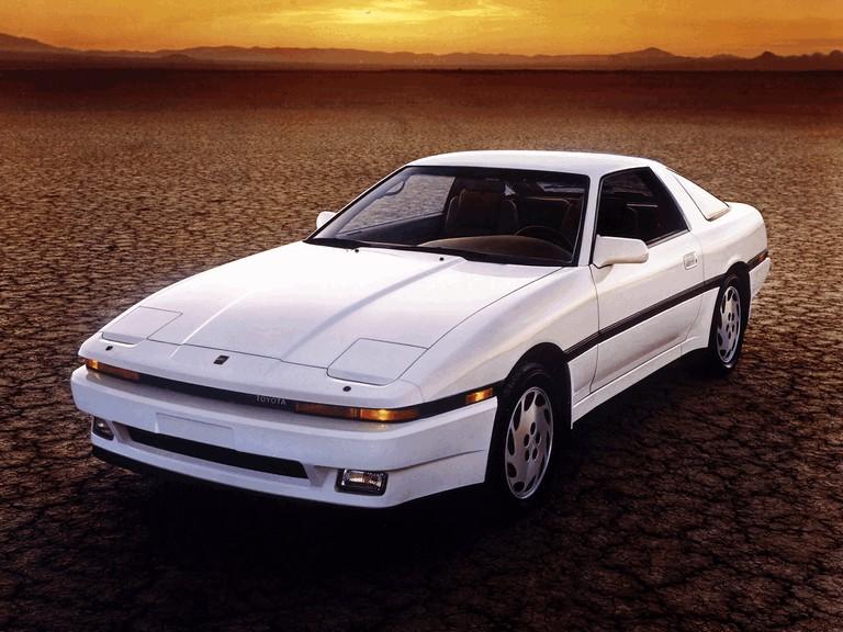 1986 Toyota Supra ( MA70 ) 3.0 sports liftback - USA version 373008